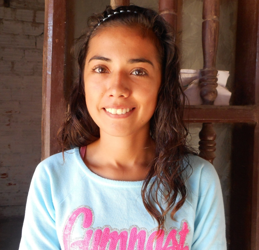 """I want to move forward and be healthy. Many thanks for your help!"" – Andrea, 17"