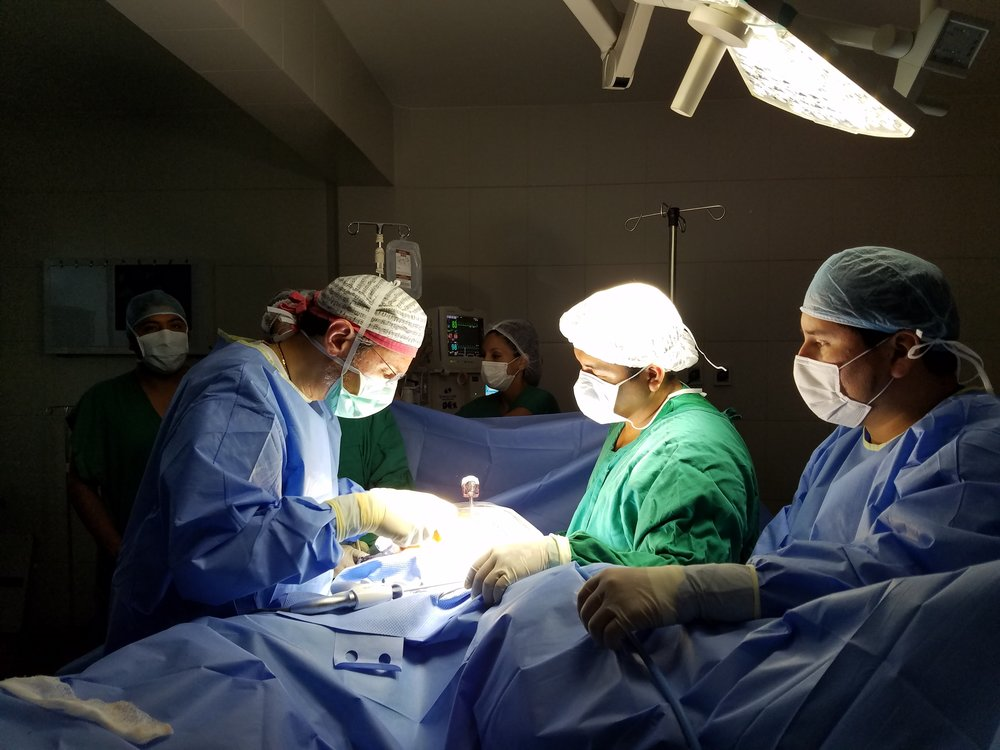 General Surgery Operation