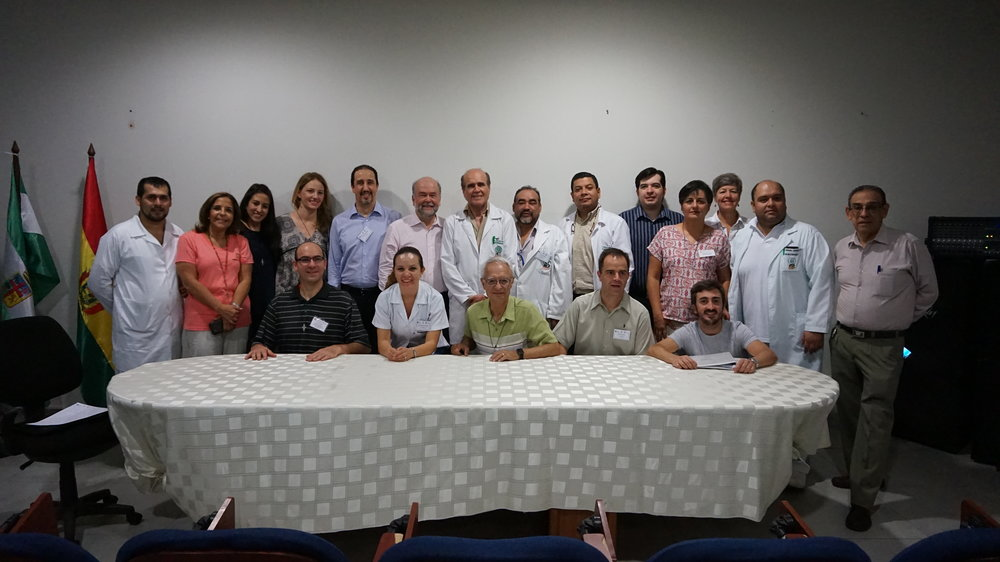Group photo from our Neurosurgery Course