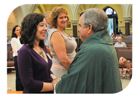 Our annual commissioning Mass is a time to gather as representatives of the wider Church. Join us to bless our missioners as they prepare for their journeys.