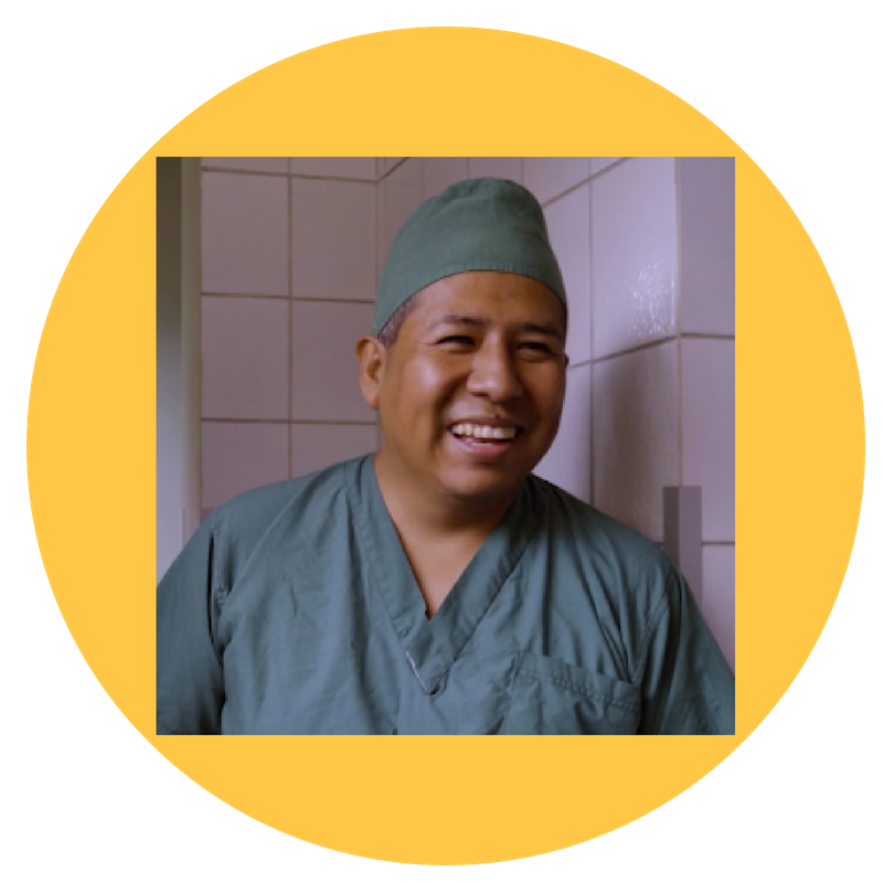 Dr. Jhonny Camacho, General Surgeon