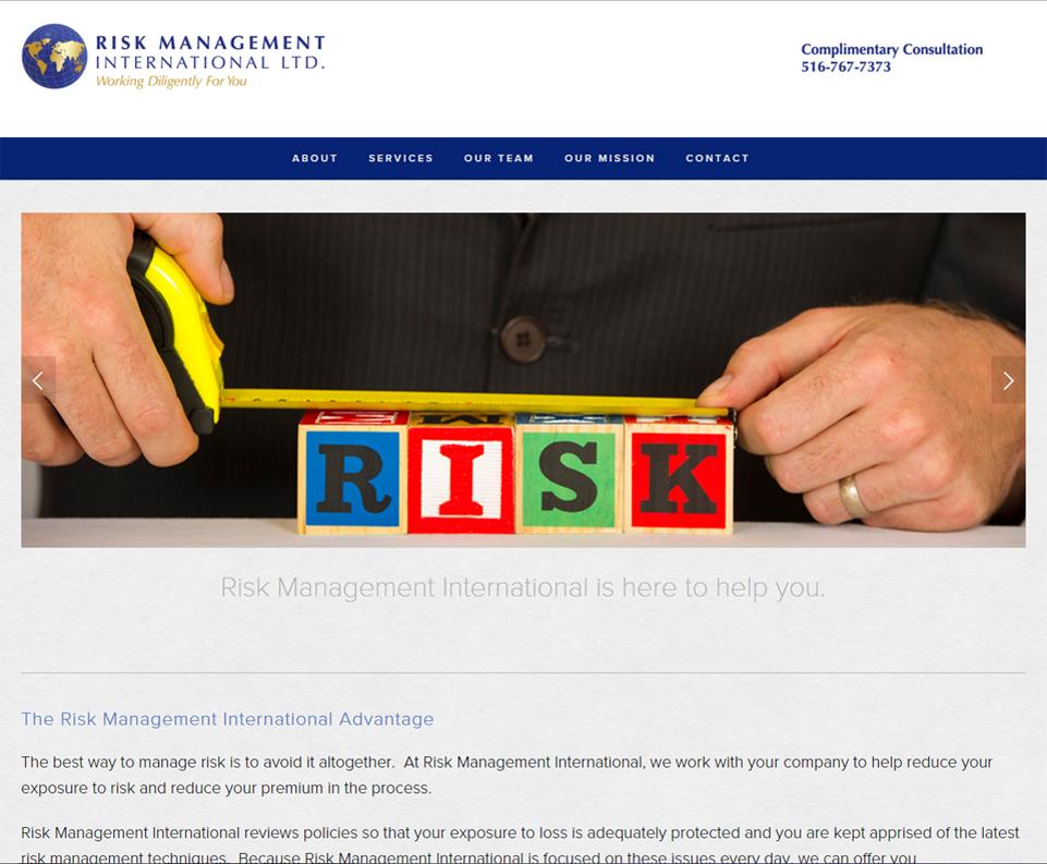 Risk Management International LTD.