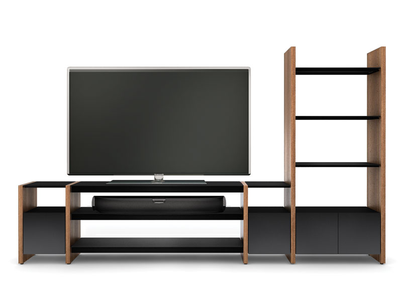 SEMBLANCE  ® 5474-TR    OVERALL DIMENSIONS:    79.5H x 132W x 16.5D in   202H x 335W x 42D cm