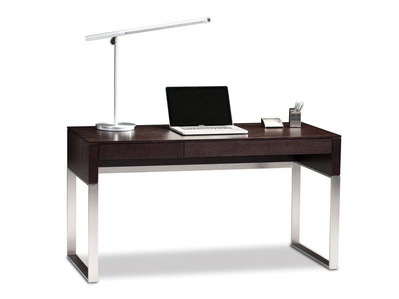 CASCADIA  ® DESK 6201    Overall Dimensions:    29.25H x 54.25W x 24D in   75H x 138W x 61D cm