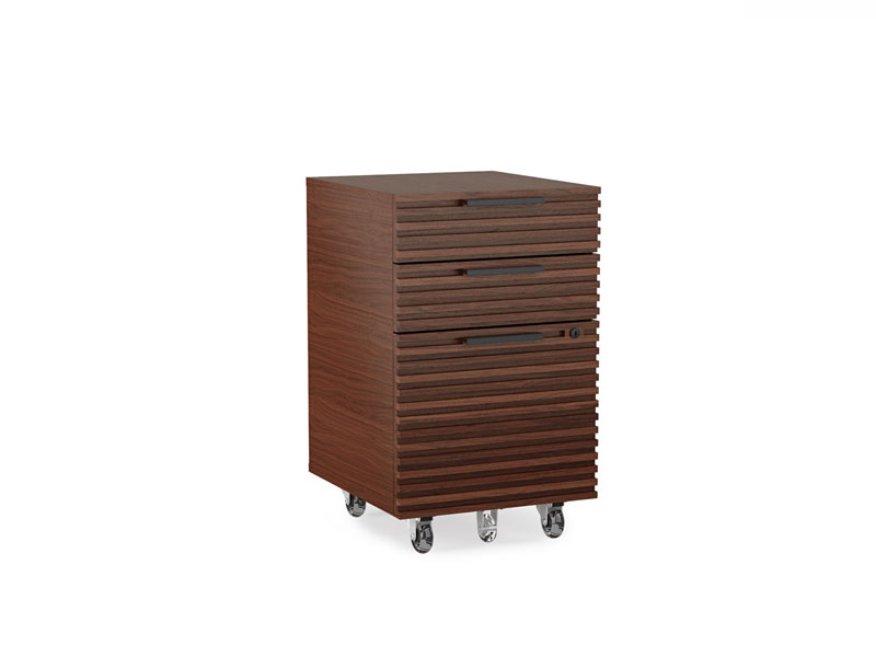 CORRIDOR  ™   MOBILE FILE PEDESTAL 6507    Overall Dimensions:    25.25H x 15.5W x 21.5D in   64H x 39W x 54.5D cm
