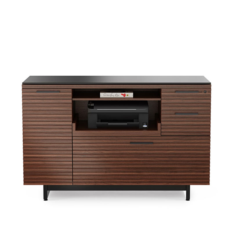 CENTRO  ™   MULTI-FUNCTION CABINET 6520    Overall Dimensions:    30H x 47.75W x 18D in   76.5H x 121W x 46D cm