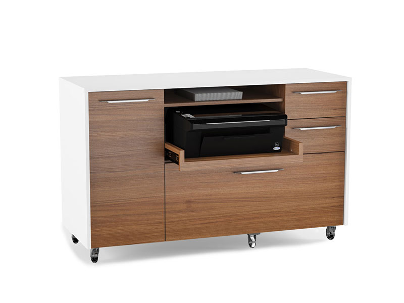 FORMAT  ® MOBILE CREDENZA 6320    Overall Dimensions:    29.5 x 47.75 x 18.5 in   75 x 121 x 47 cm