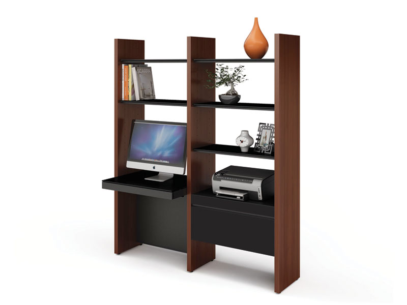 SEMBLANCE  ® 5412-DC    OVERALL DIMENSIONS:    79.5H x 66W x 25/16.5D in   202H x 168W x 64/42D cm