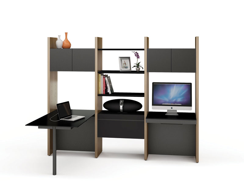 SEMBLANCE  ® 5413-PD    OVERALL DIMENSIONS:    79.5H x 98.25W x 61.5/16.5D in   202H x 250W x 157/42D cm