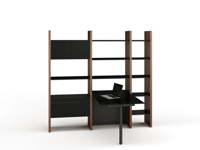 SEMBLANCE  ® 5413-PN    OVERALL DIMENSIONS:    79.5H x 83W x 61.5/16.5D in   202H x 211W x 157/42D cm