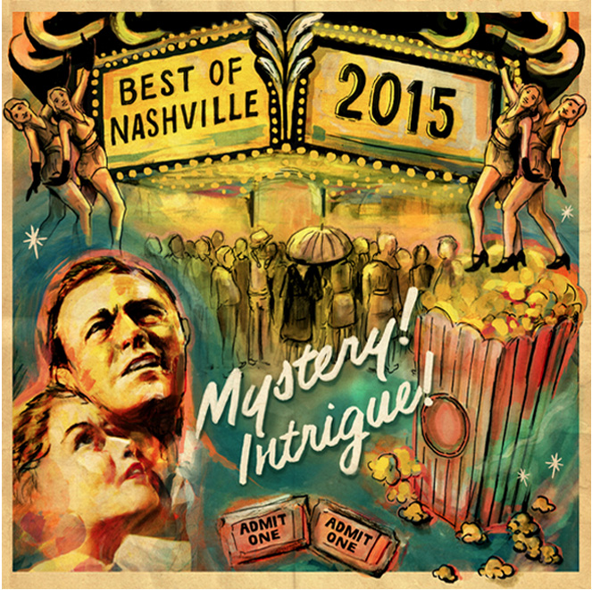 best of nashville sinema