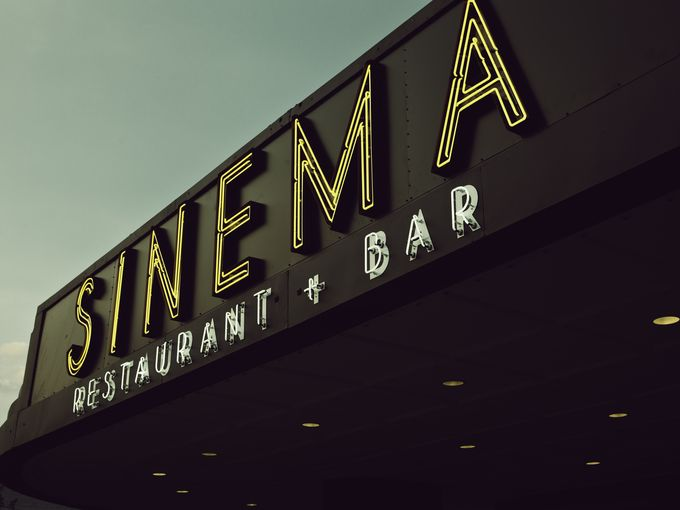 Sinema Nashville Melrose Theatre