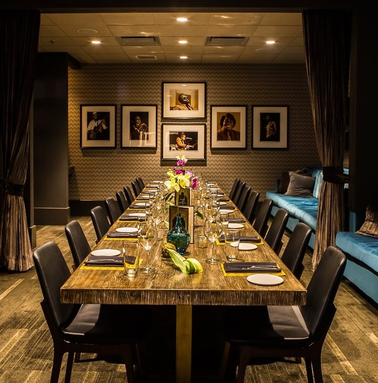 Large Group Private Dining Guide