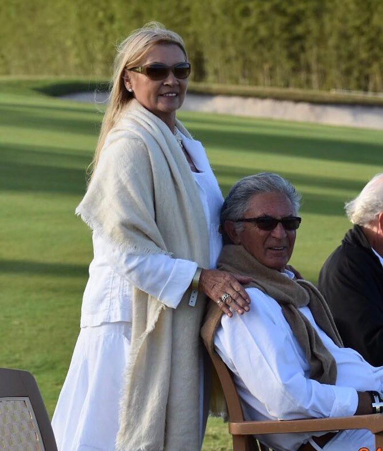 Dee & Raul Roldan; Nic Roldan's 2nd Annual Sunset Polo & White Party by Nic Roldan.jpg