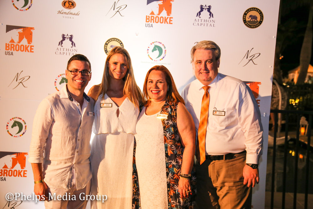 Emily Dulin Kendall Bierer Bobby Sutton and Brendan; Nic Roldan's 2nd Annual Sunset Polo & White Party, FL, by Phelps Media.jpg