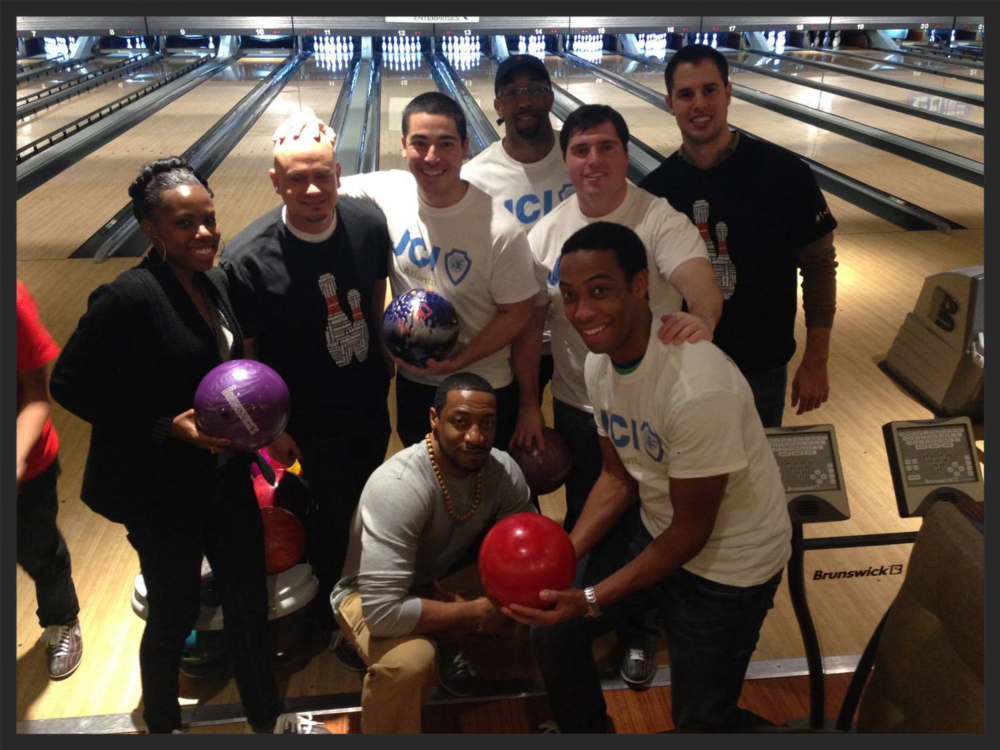 JCI Atlanta at the Bowl for Kids Sake event benefiting Big Brothers Big Sisters of Metro Atlanta