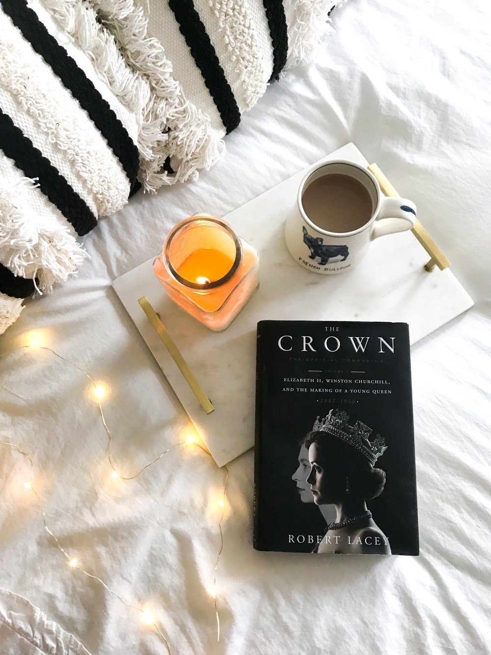 - Even in the crazy hustle and bustle of my weeks, I try to make time to get some reading in. And even if its only 15 minutes on my train ride to work, my day is always better. And recently I have become obsessed with my current book,