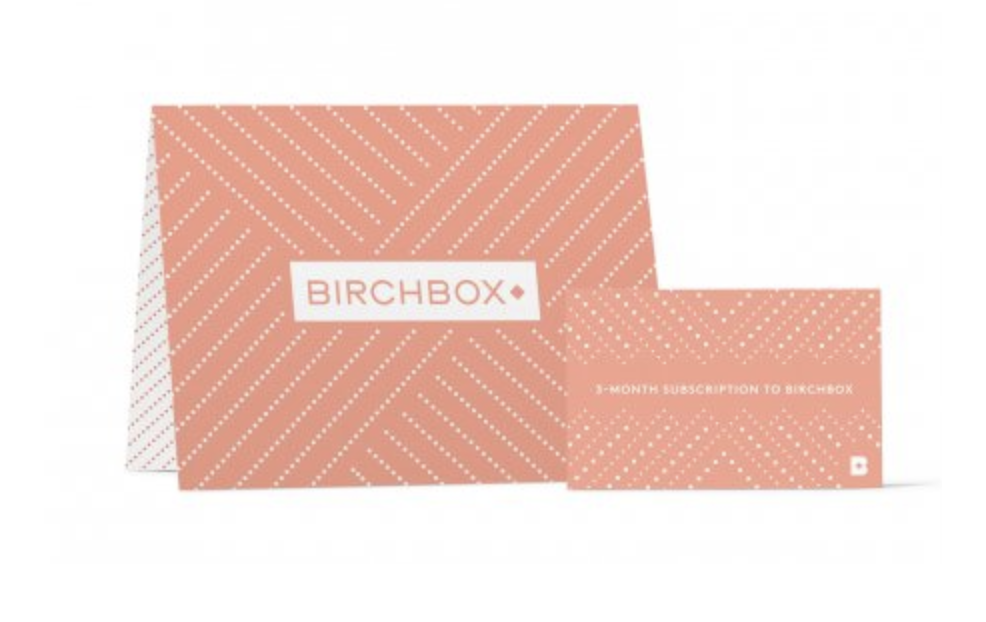 - 1. Subscription Box Gift Card, Birchbox, $30, $60 or $110Want to spoil your mom all year round instead of just one day? Get her a Birchbox gift card! This way she gets to treat herself once a month for either 3 months, 6 months or a whole year! Besides your gift being a great monthly treat, your mom will also get to find new beauty products she loves! And hey, who does not love more beauty products!