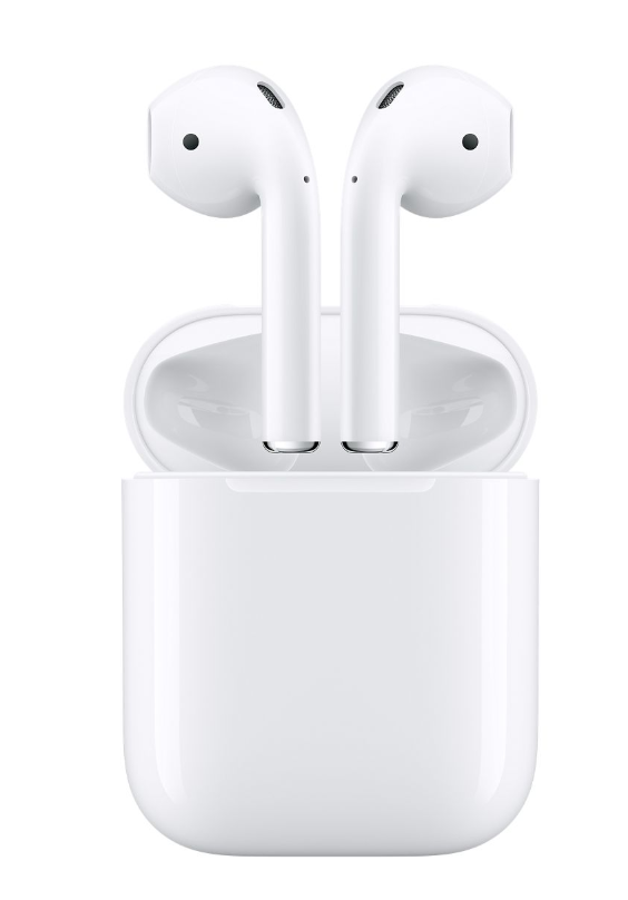 - 4. Apple AirPods, Apple.com, $159These headphones are perfect for the dad who loves to workout or who is always traveling for work. Apple AirPods connect to any Apple device and make listening to music hands free and easy. They charge in their case and stop playing music when you take them out. What dad would not want these?!