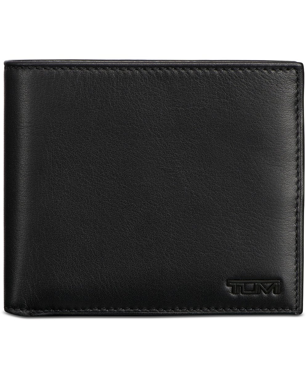 - 2. Global Leather Passcase Wallet, TUMI, Nordstrom, $165Is your dad the type to use a wallet until it falls apart? Mine is! So this year I am helping him, help himself by getting him a new wallet! And this TUMI wallet is great because it has so many pockets to hold a ton of cards, cash in the back and his ID in the front. You can't go wrong with a nice wallet.