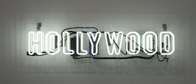 Jow- Hollywood- 2011 Edition of 3 Neon 10- x 42- x 6-  .jpg