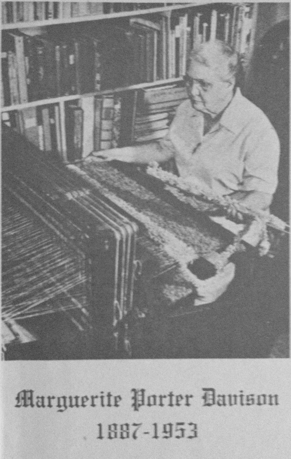 Marguerite Porter Davidson