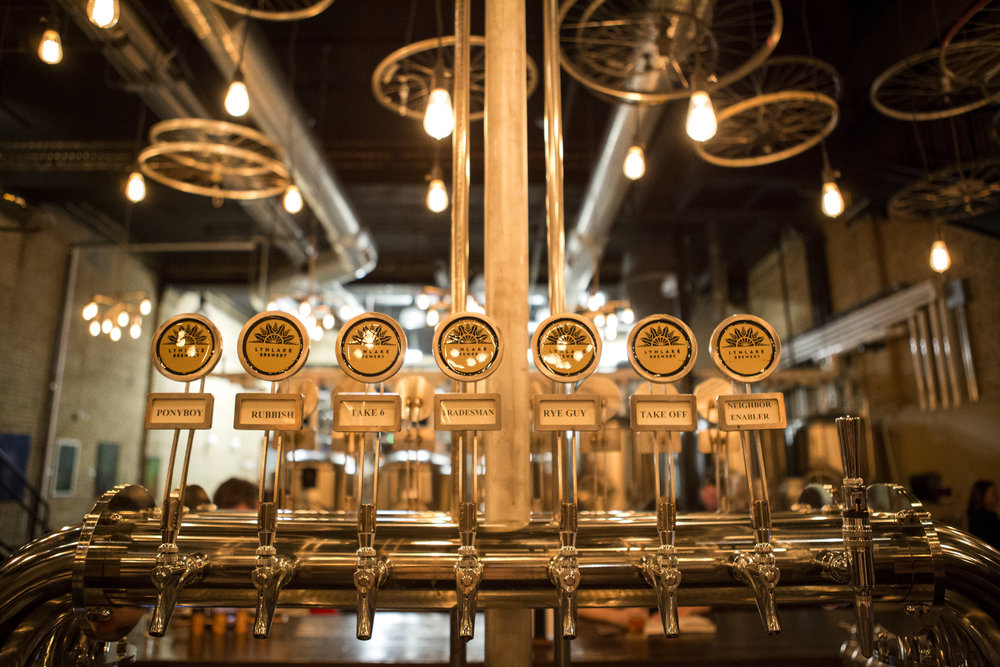 BREWERY - …got busy brewing an endless lineup of high-quality craft beers, each constructed to bring out the bold flavors and aromas of our high-quality ingredients.