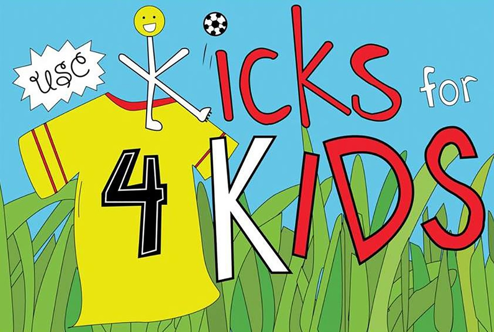 Usc Calendario.Dates Information Usc Kicks For Kids
