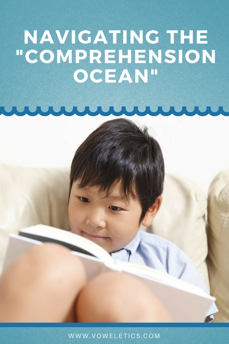THE COMPREHENSION OCEAN