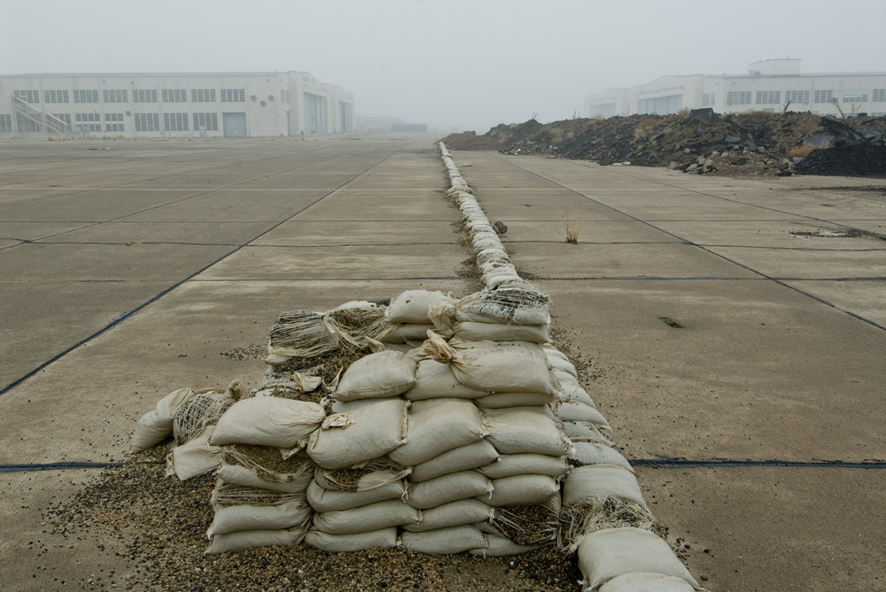 Sandbags and Fog