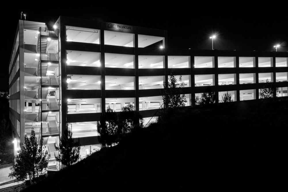 Parking Structure