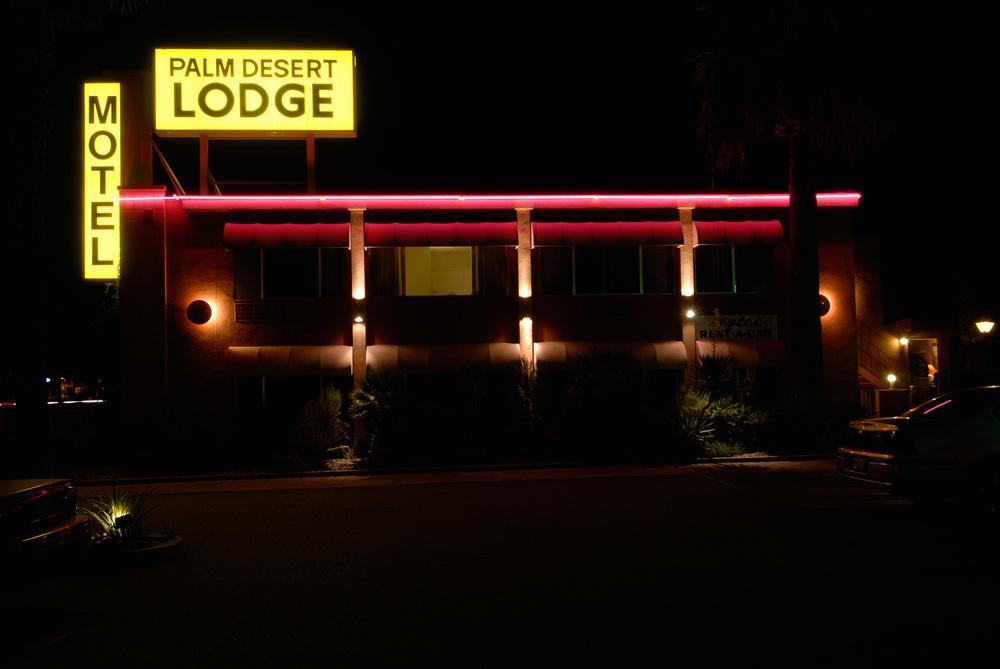 Palm Desert Lodge