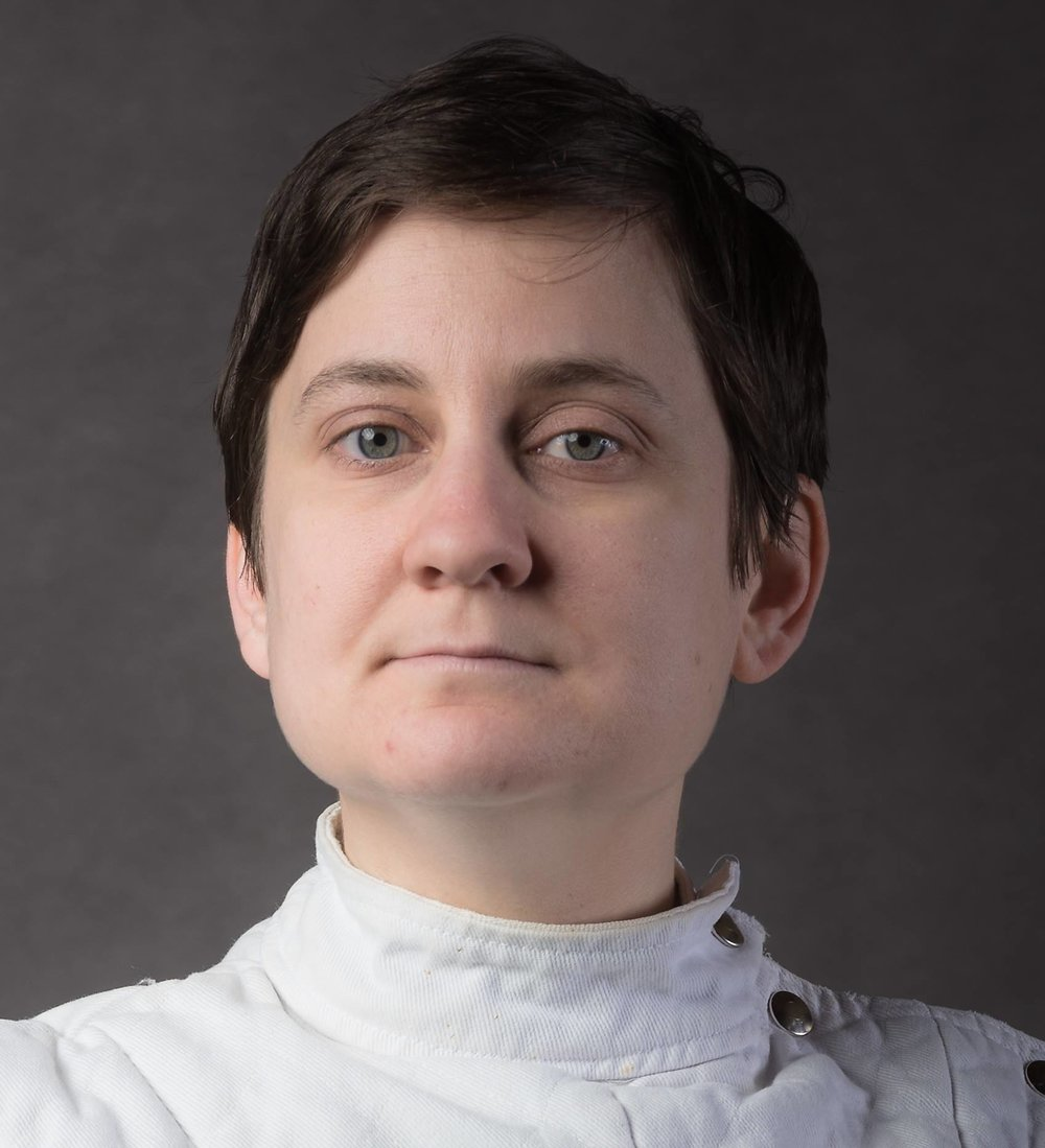 "Dori Coblentz - Dori Coblentz's (PhD Emory University, 2017) work as a fencing teacher is informed by a long Italian-American tradition. In 2017, she earned a Provost at Arms certification in foil, saber, and epee, with a historical concentration in Italian rapier, through Sonoma State University's Fencing Masters Certificate Program. Her most recent work has been within the historical fencing movement, where she is particularly interested in curriculum development. She has published on this topic in a 2018 training manual, Fundamentals of Italian Rapier: A Modern Manual for Teachers and Students of Historical Fencing, which she co-authored with David Coblentz. She is the co-founder of the Decatur School of Arms, which offers weekly classes for adult learners in rapier fencing. ""Taking Your Time in Italian Rapier Fencing""In everyday speech, to"