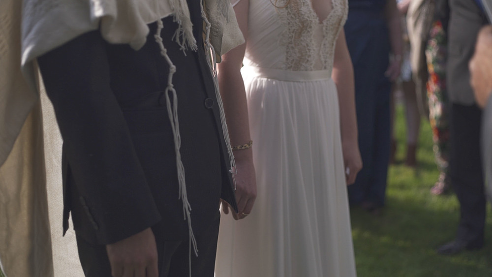 Toronto Jewish Wedding Chuppah
