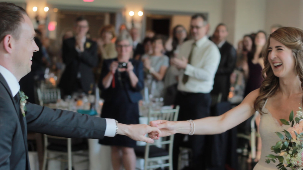 Doctor's House Toronto Wedding