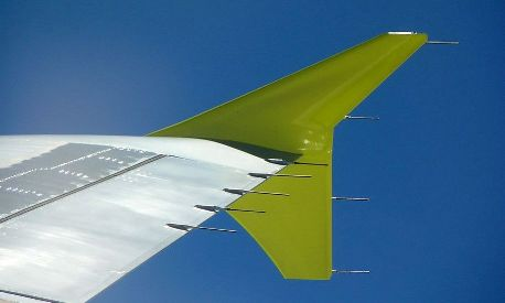 Winglet/wingtip-fence