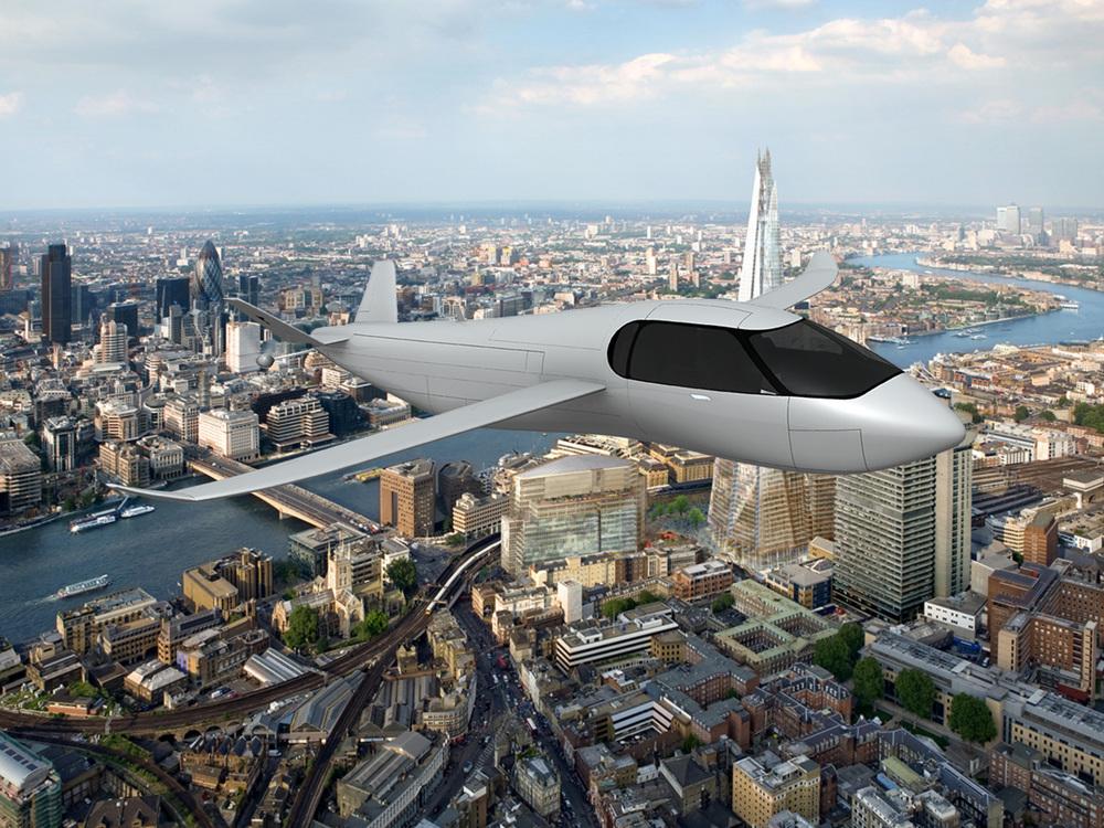 SkyCruiser - London