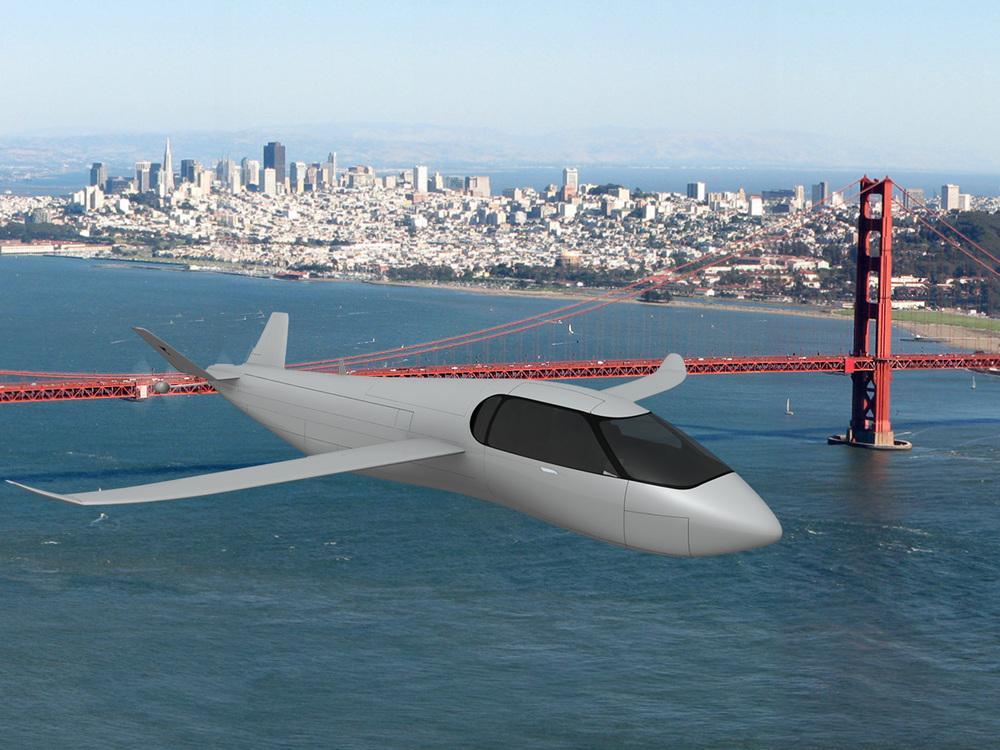 SkyCruiser - San Francisco