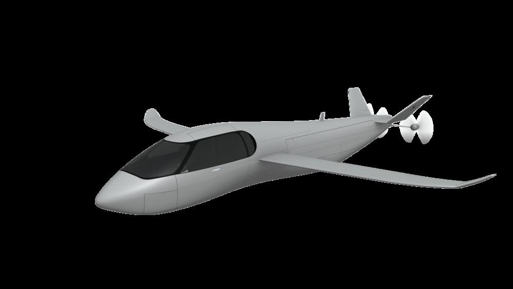 SkyCruiser - Cruise configuration