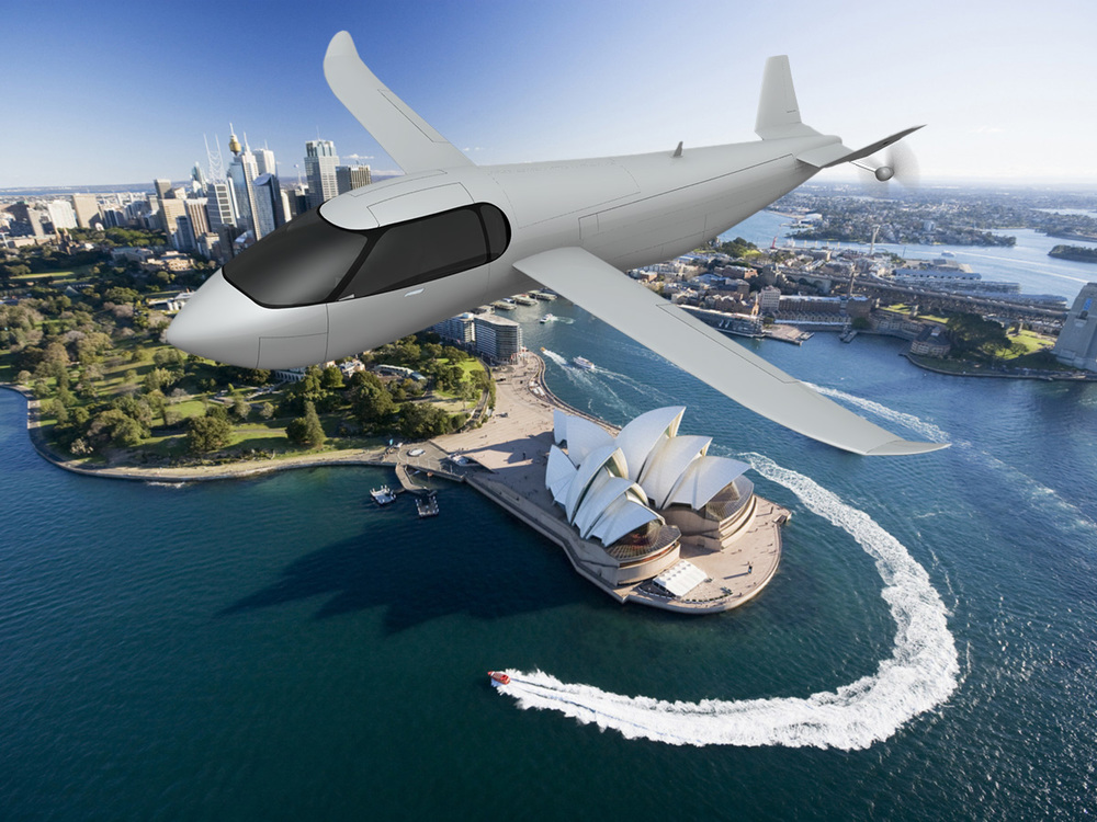 SkyCruiser - Sydney