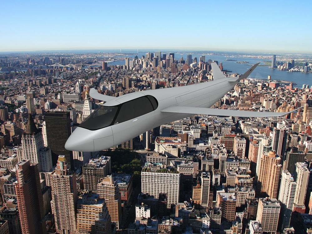 SkyCruiser - NYC