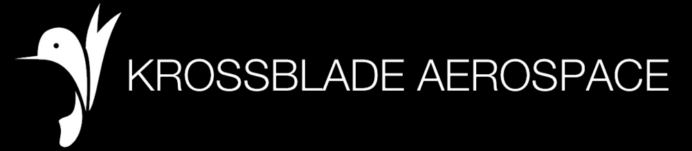 Krossblade - Logo Black