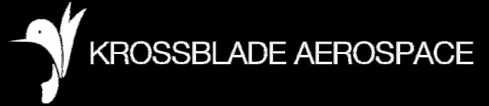 Krossblade - Logo White