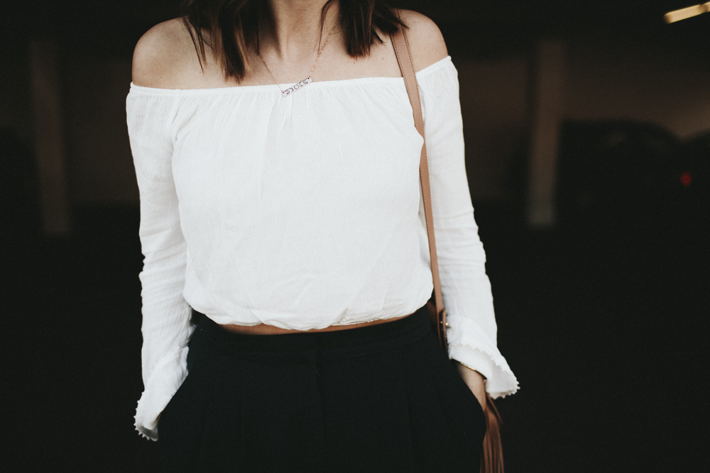 Cold Shoulders and Culottes 27