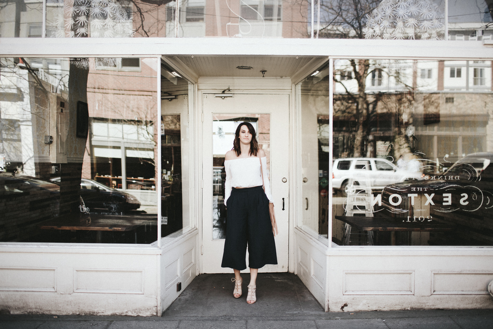 Cold Shoulders and Culottes 33