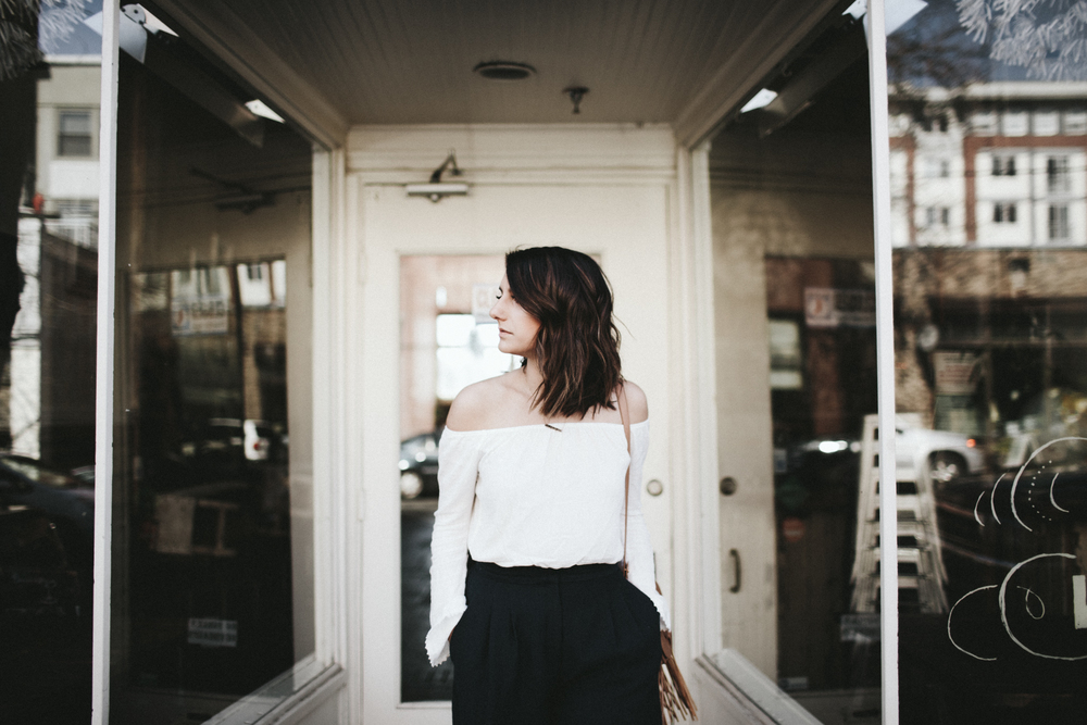 Cold Shoulders and Culottes 34