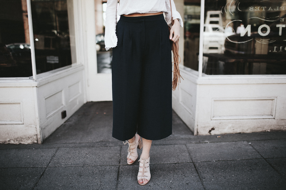 Cold Shoulders and Culottes 35