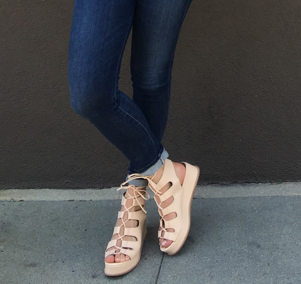 5 Flatform Sandals 5