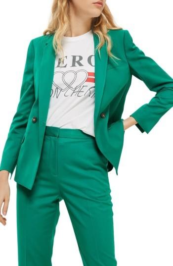1Topshop Green Blazer.jpg
