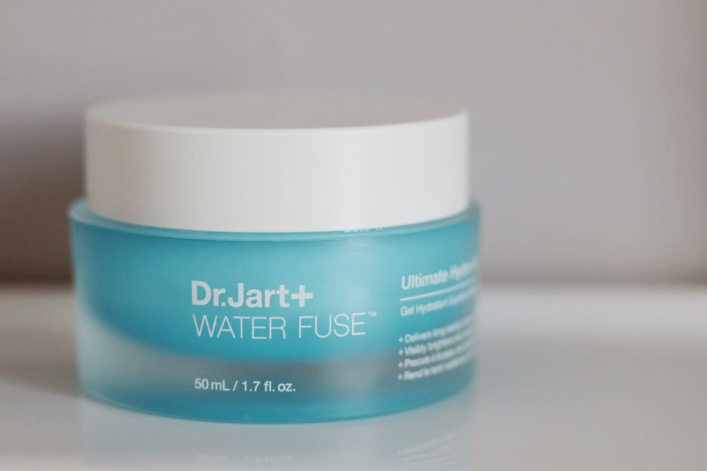 5. - Dr. Jart Hydro Gel -I wanted a refreshing, hydrating moisturizer to use at night and I was pointed straight to Dr. Jart. It has a different, cool gel texture, and I love the way it makes my skin feel, and that I wake up feeling hydrated.